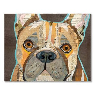 French Bulldog Collage