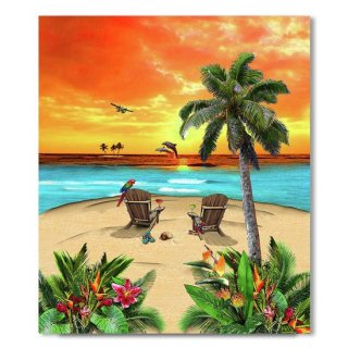 <img class='new_mark_img1' src='https://img.shop-pro.jp/img/new/icons14.gif' style='border:none;display:inline;margin:0px;padding:0px;width:auto;' />Tropical Island Sunset