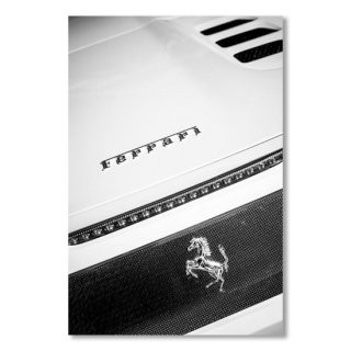 Ferrari 458 Spider Taillight Emblem