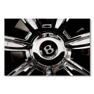 Bentley Sports Car Alloy