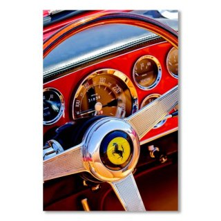 <img class='new_mark_img1' src='https://img.shop-pro.jp/img/new/icons14.gif' style='border:none;display:inline;margin:0px;padding:0px;width:auto;' />1960 Ferrari 250 GT Cabriolet Pininfarina Series II Steering Wheel Emblem -1319c