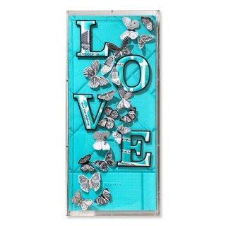 TIFFANY HERRINGBONE LOVE III