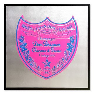 <img class='new_mark_img1' src='https://img.shop-pro.jp/img/new/icons16.gif' style='border:none;display:inline;margin:0px;padding:0px;width:auto;' />Dom Perignon 5  - Silk Screen -