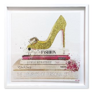 <img class='new_mark_img1' src='https://img.shop-pro.jp/img/new/icons16.gif' style='border:none;display:inline;margin:0px;padding:0px;width:auto;' />Gold Shoe and Fashion Books #4