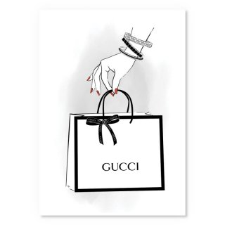 <img class='new_mark_img1' src='https://img.shop-pro.jp/img/new/icons14.gif' style='border:none;display:inline;margin:0px;padding:0px;width:auto;' />Gucci Hand