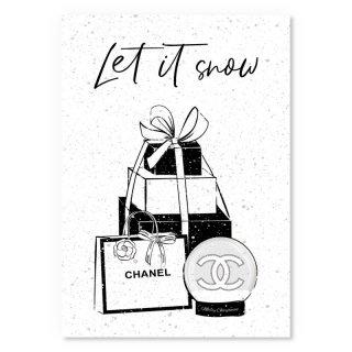 Chanel Xmas