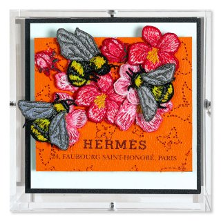 <img class='new_mark_img1' src='https://img.shop-pro.jp/img/new/icons14.gif' style='border:none;display:inline;margin:0px;padding:0px;width:auto;' />Hermes Bee Study 13