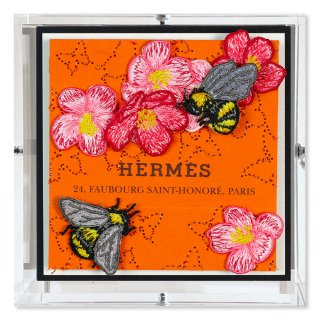 <img class='new_mark_img1' src='https://img.shop-pro.jp/img/new/icons14.gif' style='border:none;display:inline;margin:0px;padding:0px;width:auto;' />Hermes Bee Study 20