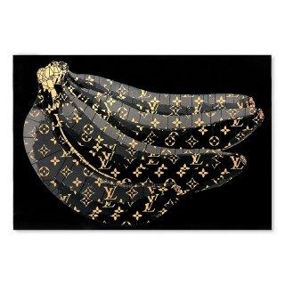 LV Banana Black - Original (L) -