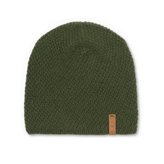 ニットキャップ Dinadi / INGRID HAT / FOREST GREEN