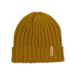 ニットキャップ Dinadi / ANDERS HAT / MUSTARD YELLOW