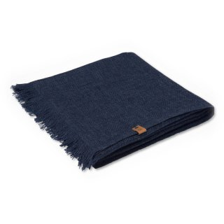 ニットストール Dinadi / IDA SCARF / MIDNIGHT BLUE
