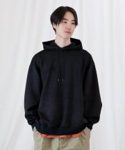 <img class='new_mark_img1' src='https://img.shop-pro.jp/img/new/icons1.gif' style='border:none;display:inline;margin:0px;padding:0px;width:auto;' />Iroquois_CARDBOARD_SUEDE HOODIE_BLK