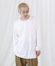 Iroquois_LAYERED LONG CS_WHT