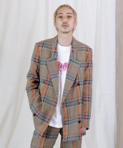 Iroquois_CHAMBRAY CHECK WJK【セットアップ対応】_BEG
