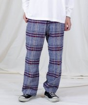 Iroquois_CHAMBRAY CHECK FLARE SL【セットアップ対応】_NAV