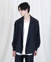 Iroquois_REFLAX WEATHER CLOTH WJK【セットアップ対応】_BLK
