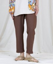 Iroquois_REFLAX WEATHER CLOTH PT【セットアップ対応】_BRN