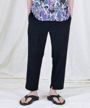 Iroquois_REFLAX WEATHER CLOTH PT【セットアップ対応】_BLK