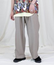 Iroquois_REFLAX WEATHER CLOTH WIDE PT_BEG