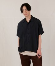 <img class='new_mark_img1' src='https://img.shop-pro.jp/img/new/icons1.gif' style='border:none;display:inline;margin:0px;padding:0px;width:auto;' />Iroquois_CU TWILL WESTERN H/S SH_BLK
