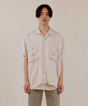 <img class='new_mark_img1' src='https://img.shop-pro.jp/img/new/icons1.gif' style='border:none;display:inline;margin:0px;padding:0px;width:auto;' />Iroquois_TE TWILL WIDE WESTERN H/S SH_OWT