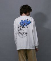 Iroquois_ALL ALONG THE WATCHTOWE L/S T_BLU