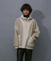 <img class='new_mark_img1' src='https://img.shop-pro.jp/img/new/icons1.gif' style='border:none;display:inline;margin:0px;padding:0px;width:auto;' />IroquoisIroquois_BOA×SWEAT HOODIE_BEG