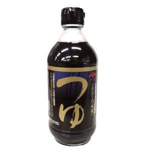 ヤマア天然醸造丸大豆醤油仕上げ こだわりのつゆ(希釈用) 400mL