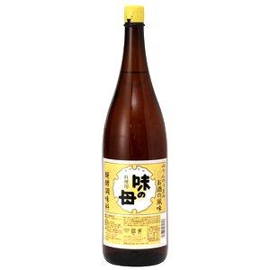【お買い得】味の一醸造 味の母(味醂風醗酵調味料)大 1.8L