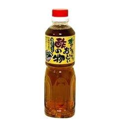 マルシマ かけるだけでおいしい酢の物酢 500mL