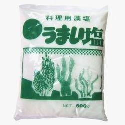 【お買い得】料理用藻塩うまい塩 500g