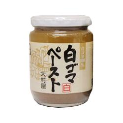 大村屋 白ゴマペースト(グァテマラ産) 240g