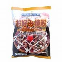 【お買い得】桜井食品 お好み焼粉 400g