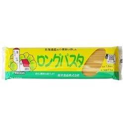 【お買い得】桜井食品 国内産ロングパスタ 300g