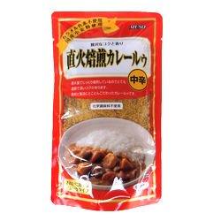 ムソー 直火焙煎カレールゥ・中辛 170g