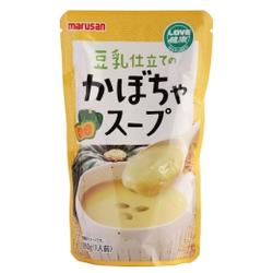 マルサンアイ 豆乳仕立てのかぼちゃスープ 180g