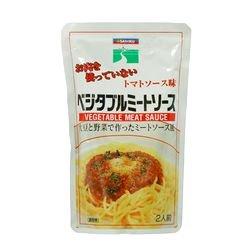 三育フーズ ベジタブルミートソース・トマトソース味 180g