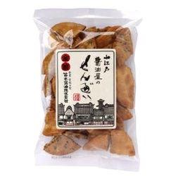 笛木醤油 醤油屋のせんべい「われせん」 125g