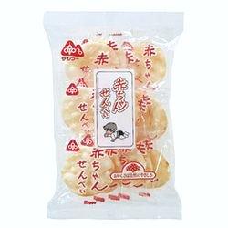 サンコー 赤ちゃんせんべい 25g(14枚入)