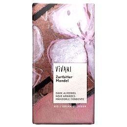 ViVANI オーガニックダークチョコレート「アーモンド」 100g