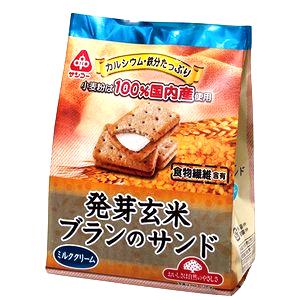 サンコー 発芽玄米ブランのサンド 9枚入