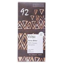 ViVANI オーガニックエキストラダークチョコレート 92% 80g