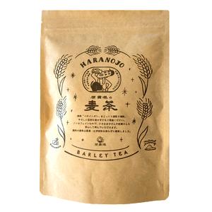 農薬・化学肥料・動物性肥料不使用「原農場の水出し麦茶」 12袋入