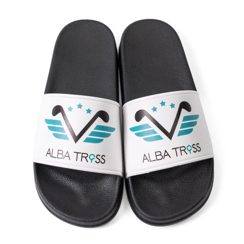 アルバトロス シャワーサンダル ホワイト / ブラック