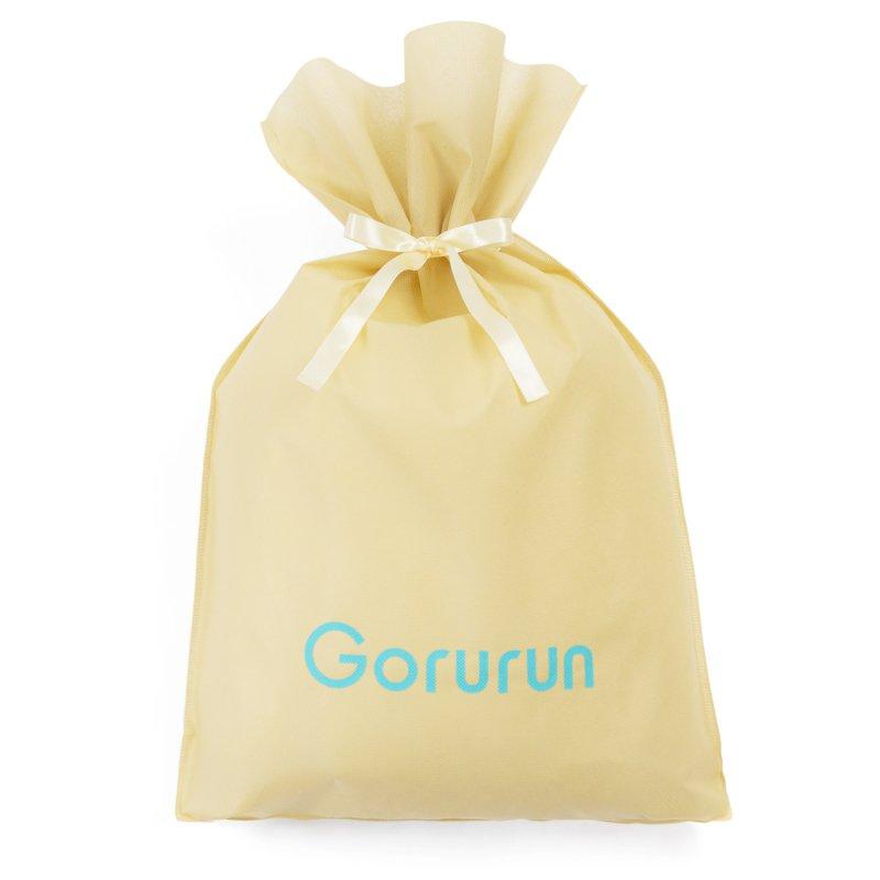 Gorurun ギフトバッグ (ベージュ:L)