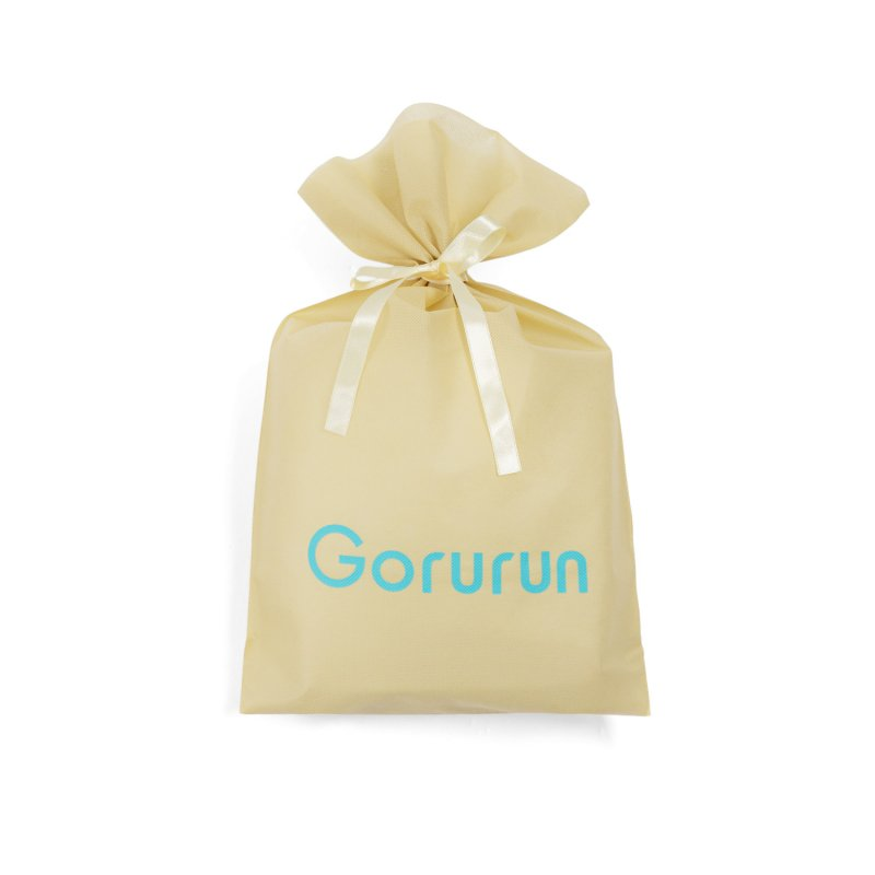 Gorurun ギフトバッグ (ベージュ:S)