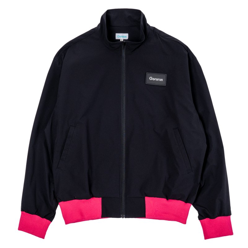 Gorurun ファティリラックス スタンドジャケット / ブラック