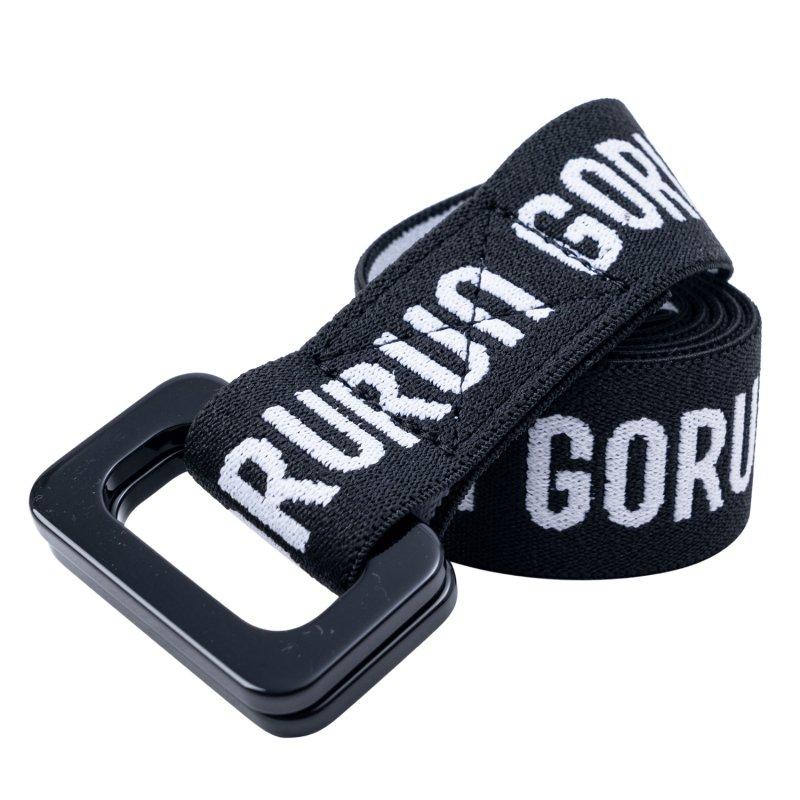 Gorurun ゴムベルト / ブラック