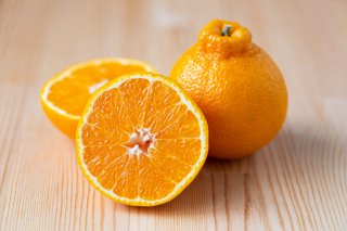 高級柑橘デコ(不知火) 5�
